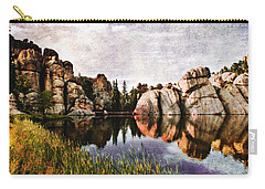Sylvan Lake - Black Hills Carry-all Pouch