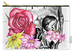 Symbol Of Change 2 Carry-all Pouch by Heidi Kriel