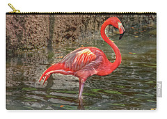 Carry-all Pouch featuring the photograph Symbol Of Florida by Hanny Heim