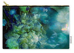 Symphony In Blue Carry-all Pouch