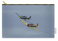 T-6 Trainers Carry-all Pouch by Elvira Butler