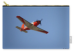 T34 Mentor Trainer Flying Carry-all Pouch