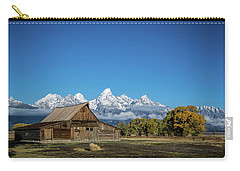 T.a. Moulton Barn Carry-all Pouch by Mary Hone
