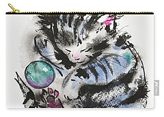 Tabby Dreams Carry-all Pouch