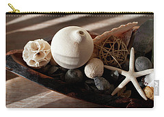 Carry-all Pouch featuring the photograph Table Decoration by Ivete Basso Photography