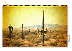 Table Moumtain Vintage Western Carry-all Pouch