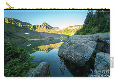 Table Mountain Golden Morning Carry-all Pouch