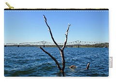 Table Rock Lake Kimberling City Carry-all Pouch
