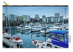 Tacoma Waterfront Marina,washington Carry-all Pouch
