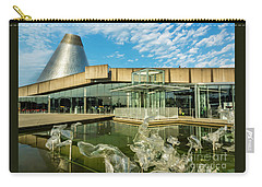 Tacoma's Museum Of Glass  Carry-all Pouch