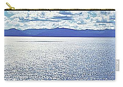 Tahoe From The East Shore Carry-all Pouch