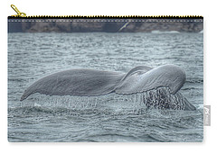 Tail Of A Humpback Carry-all Pouch