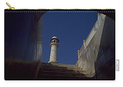 Taj Mahal Detail Carry-all Pouch