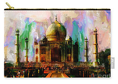 Taj Mehal 009 Carry-all Pouch