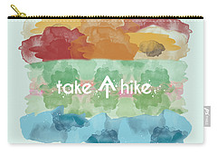 Take A Hike Appalachian Trail Carry-all Pouch
