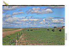 Take Me Home Country Roads Carry-all Pouch by Sylvia Thornton
