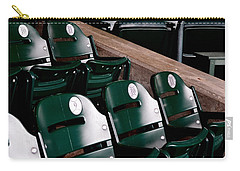 Take Me Out To The Ball Game Carry-all Pouch