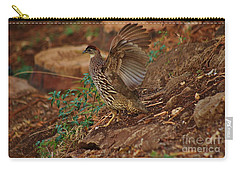 Taking Flight Carry-all Pouch by Craig Wood