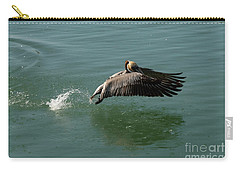 Taking Flight Carry-all Pouch by Rod Wiens