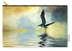 Taking Off Carry-all Pouch by Cyndy Doty