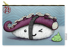 Tako And Wasabi-san Carry-all Pouch