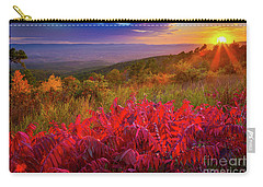 Talimena Evening Carry-all Pouch