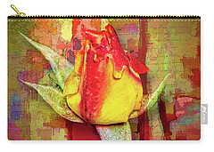 Talisman Painted Carry-all Pouch