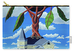 Talk Of The Town Carry-all Pouch