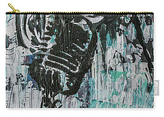 Talk Til We Both Turn Blue Carry-all Pouch