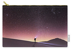 Talking To The Stars Carry-all Pouch