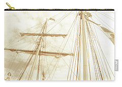 Tall Ship - 1 Carry-all Pouch