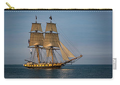 Tall Ship U.s. Brig Niagara Carry-all Pouch