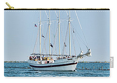 Tall Ship Windy - Chicago Carry-all Pouch