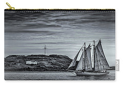 Tall Ships 2009 Carry-all Pouch by Ken Morris