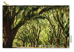 Tallahassee Canopy Road Carry-all Pouch