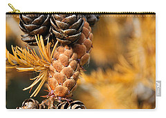Tamarack Larch Tree In The Fall  Carry-all Pouch