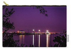 Tampa Bay Fishing Pier Carry-all Pouch