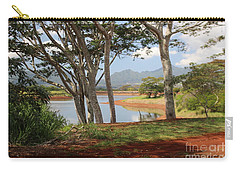 Tanada Reservoir Oahu Carry-all Pouch