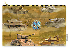 Tanks Four Carry-all Pouch