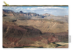 Tanner Rapids And The Colorado River Grand Canyon National Park Carry-all Pouch