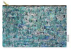 Tapestry Carry-all Pouch by James Mancini Heath