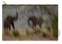 Tarangire Elephants 1 Carry-all Pouch