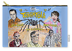 Tarantula - 1955 Lobby Card That Never Was Carry-all Pouch