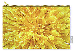 Carry-all Pouch featuring the photograph Taraxacum by Traven Milovich