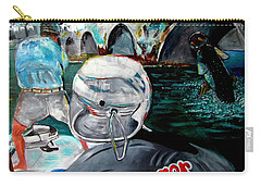 Tarpon Winning Carry-all Pouch