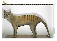 Tasmanian Tiger-thylacinus Cynocephalus-tasmanian Wolf-lobo De Tasmania-tasmanian Loup-beutelwolf    Carry-all Pouch
