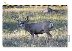 Carry-all Pouch featuring the photograph Tasty by Shane Bechler