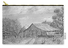 Tate County Barn Carry-all Pouch