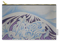 Tattooed Goddess Carry-all Pouch