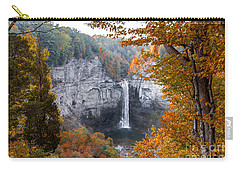 Taughannock Autumn Carry-all Pouch